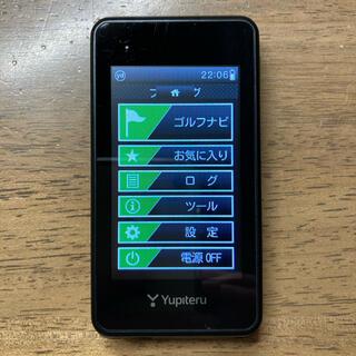 ユピテル(Yupiteru)のYupiteru GOLF NAVI ゴルフナビ YGN5000(その他)