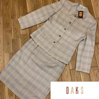 DAKS - 定価100,000円 ダックス DAKS ◼️未使用品◼️スーツ セットアップ