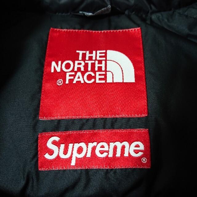 Supreme(シュプリーム)のsupreme noth face Fur Print Nuptse Vest メンズのジャケット/アウター(ダウンベスト)の商品写真