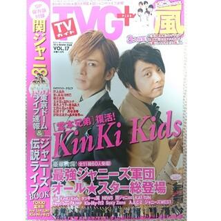 キンキキッズ(KinKi Kids)のTVガイドPLUS (プラス) VOL.17 2015年 2/4号(音楽/芸能)
