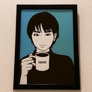 kyne 額入り アートフレーム ★額装品★(絵画額縁)