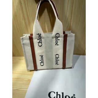 クロエ(Chloe)のCHLOE クロエ トートバッグ レッド 小(その他)