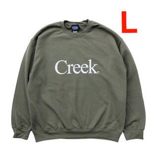 1LDK SELECT - creek クリーク スウェット