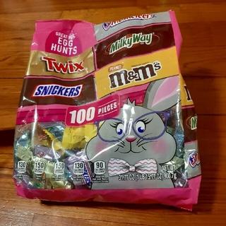 エムアンドエム(M&M)のアメリカのお菓子 イースター限定バラエティーセット🐰(菓子/デザート)