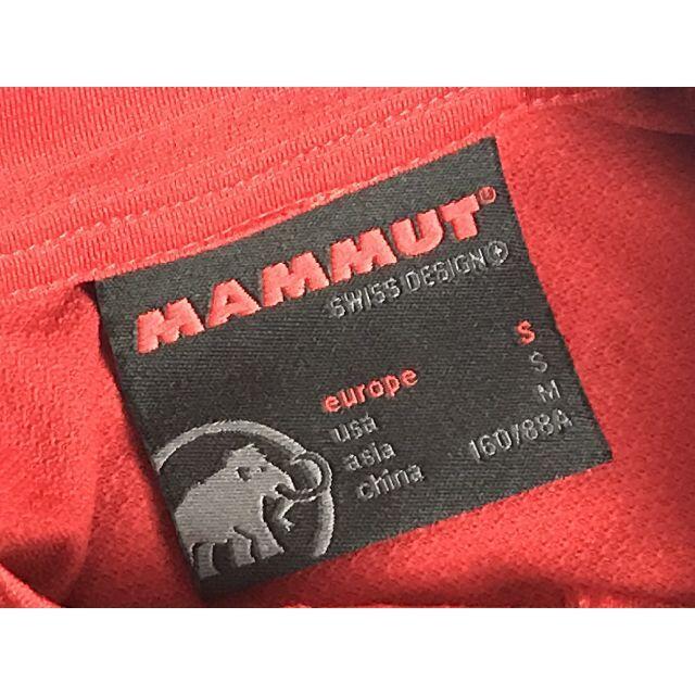 Mammut(マムート)のMAMMUT アウトドア カットソー Women レディースのトップス(カットソー(半袖/袖なし))の商品写真