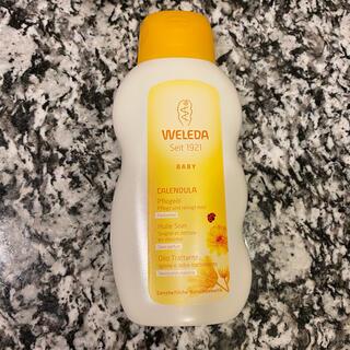 ヴェレダ(WELEDA)の新品未使用  ヴェレダ カレンドラ ベビーオイル(ベビーローション)