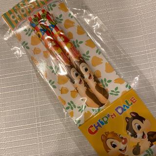 チップアンドデール(チップ&デール)のチップとデール お箸 ディズニー(カトラリー/箸)