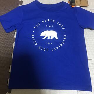 ザノースフェイス(THE NORTH FACE)の新品 ノースフェイス Tシャツ 120cm(Tシャツ/カットソー)