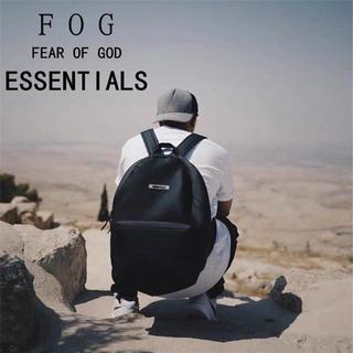 フィアオブゴッド(FEAR OF GOD)のFEAR OF GOD FOG Essentialsリュック バックパック 防水(バッグパック/リュック)