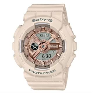 ベビージー(Baby-G)の美品 Baby-G 腕時計 ベビーG レディース(腕時計)