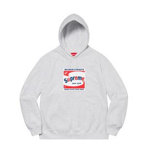 シュプリーム(Supreme)のSUPREME Shine Hooded Sweatshirt Mサイズ(パーカー)