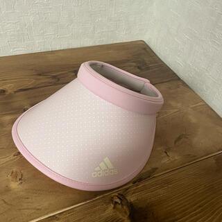 アディダス(adidas)のサンバイザー  アディダス(サンバイザー)