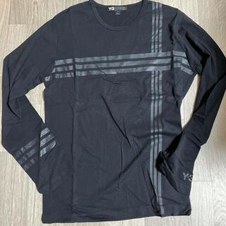 ワイスリー(Y-3)のY 3 ロンT(Tシャツ/カットソー(七分/長袖))