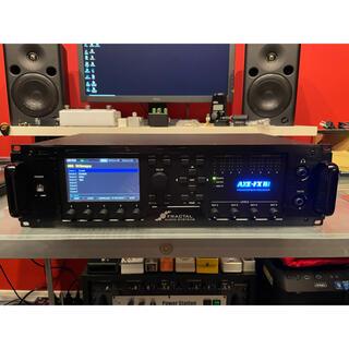 FRACTAL AUDIO SYSTEMS  AXE-FXⅢ(エフェクター)