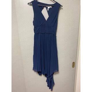 ワンピース ドレス(ひざ丈ワンピース)