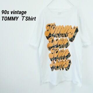 トミー(TOMMY)のTOMMY トミー TOMMY HILFIGER トミーヒルフィガー Tシャツ(Tシャツ/カットソー(半袖/袖なし))