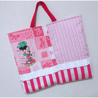手提げかばん 手提げ袋 レッスンバッグ 入園準備 入学準備(バッグ/レッスンバッグ)