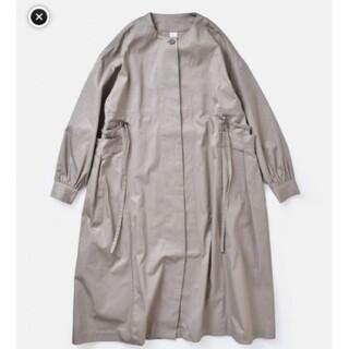 ネストローブ(nest Robe)のironari イロナリ 新品未使用 コットンドロワーコート(スプリングコート)