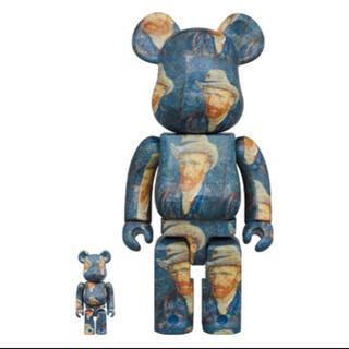 メディコムトイ(MEDICOM TOY)のBE@RBRICK 「Van Gogh Museum」100%&400%ゴッホ(その他)