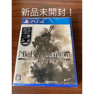 プレイステーション4(PlayStation4)の【新品・未開封!】 NieR:Automata ゲームオブザヨルハエディション(家庭用ゲームソフト)