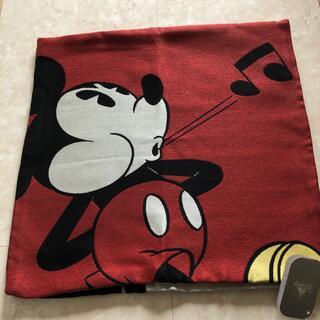 ディズニー(Disney)のMickeyクッションカバー 2枚セット(クッションカバー)