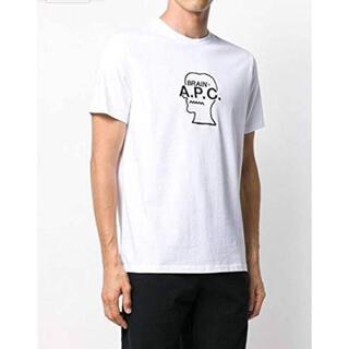 A.P.C - アーペーセーブレインデッドコラボTシャツ!Sサイズ