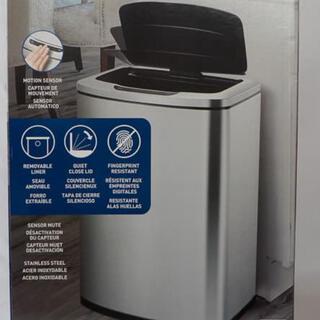 コストコ(コストコ)のeko センサー付き ゴミ箱 自動開閉 (ごみ箱)