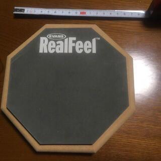 【ゆううんさん専用】ドラム 練習パッド RealFeel RF6D(その他)