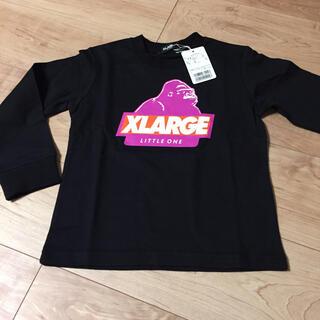 エクストララージ(XLARGE)のエクストララージ  長袖Tシャツ110センチ(Tシャツ/カットソー)