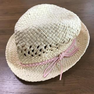 エイチアンドエイチ(H&H)のH&Mストローハット(9〜12ヶ月用)(帽子)