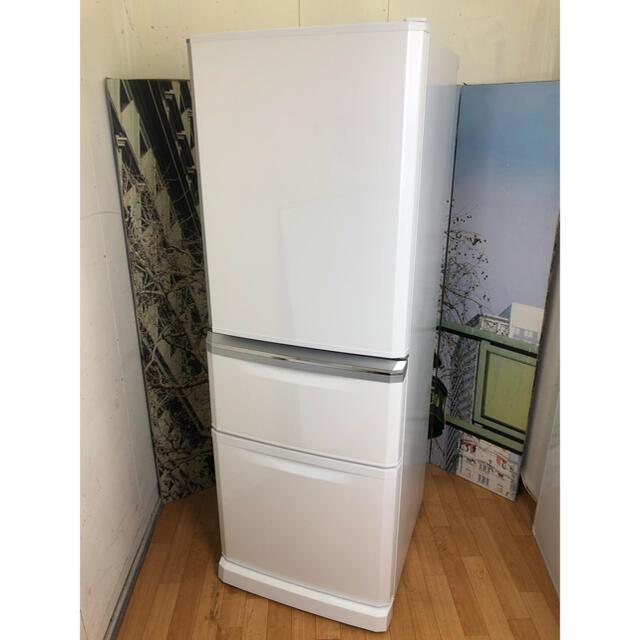 三菱(ミツビシ)の★送料無料★MITSUBISHIの355リトル冷蔵庫★ スマホ/家電/カメラの生活家電(冷蔵庫)の商品写真