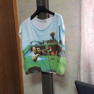 アリスマッコール(alice McCALL)のalice mccall アリスマッコール カットソー(Tシャツ(半袖/袖なし))