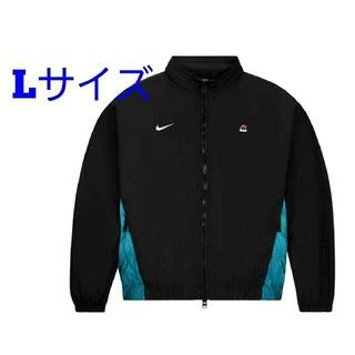 ナイキ(NIKE)のL Nike ✕ SKEPTA NB TRACK JACKET Black(ナイロンジャケット)