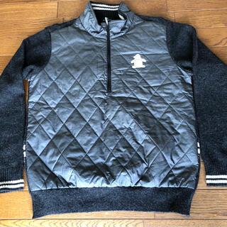 マンシングウェア(Munsingwear)のマンシングウェア ハーフジップセーター(ニット/セーター)