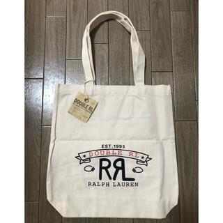 RRL - RRL キャンバストートバッグ タグ付き新品