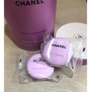CHANEL - 限定 チャンス オー タンドゥル バス タブレット シャネル  香水
