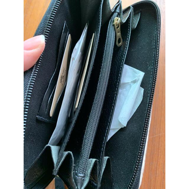 IL BISONTE(イルビゾンテ)の新品 IL BISONTE イルビゾンテ ラウンドジップ 長財布 C0442 メンズのファッション小物(長財布)の商品写真