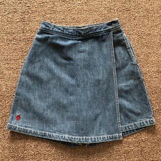 ラルフローレン(Ralph Lauren)のラルフローレン ガール120cm  (スカート)