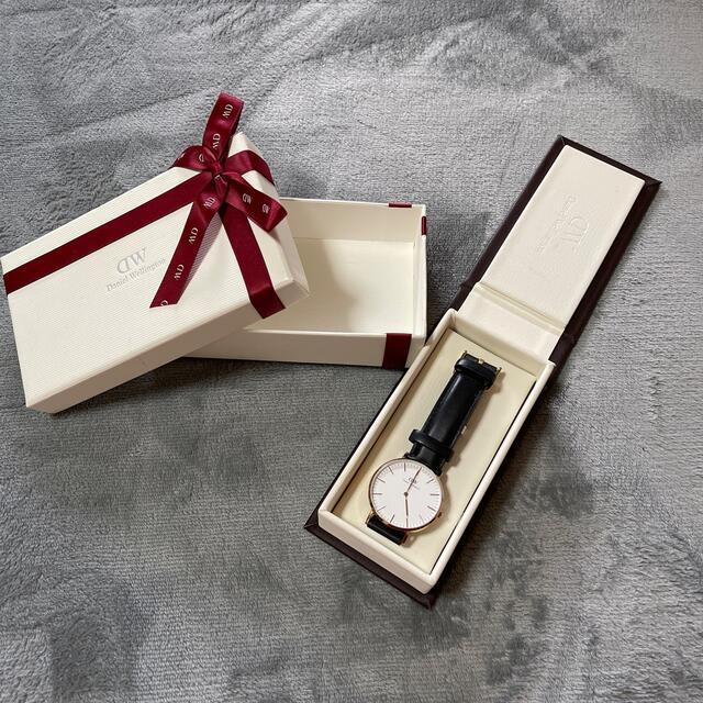 Daniel Wellington(ダニエルウェリントン)のダニエルウェリントン腕時計 メンズの時計(腕時計(アナログ))の商品写真