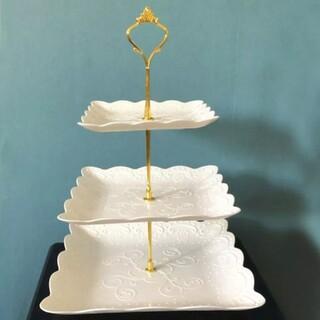 Francfranc - ティータイム♡ケーキテーブル♡インテリア♡GOLD