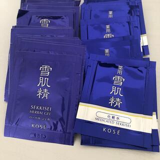 セッキセイ(雪肌精)の雪肌精 ハーバルジェル 化粧水(オールインワン化粧品)