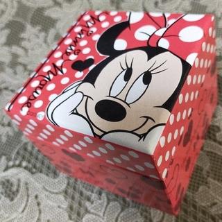 ミニーマウス(ミニーマウス)の美品/ヴィンテージ   ♡ミニーマウス♡   キューブ box(キャラクターグッズ)