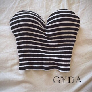 GYDA - GYDA ビスチェ