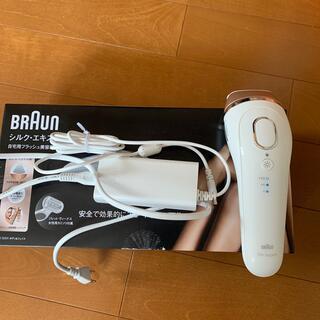 ブラウン(BRAUN)のブラウン 自宅光美容器 シルクエキスパート BD-5004(脱毛/除毛剤)