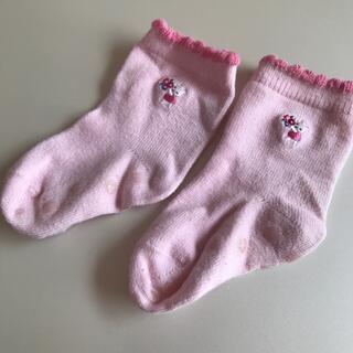 familiar - ファミリア ウサギさん靴下