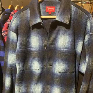 シュプリーム(Supreme)のsupreme Shadow Plaid Fleece shirt(シャツ)