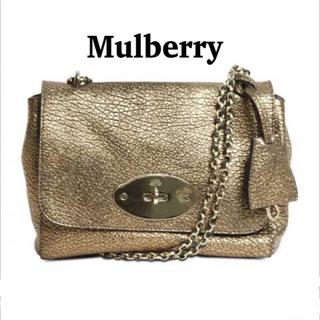 マルベリー(Mulberry)のマルベリー リリー 2way レザー チェーン ハンドバッグ ショルダーバッグ(ショルダーバッグ)