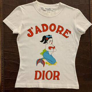 ディオール(Dior)のDior ディオール Tシャツ ガリアーノ(Tシャツ(半袖/袖なし))