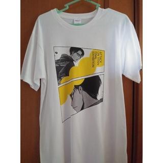進撃の巨人展Tシャツ早い者勝ち特別大特価(Tシャツ(半袖/袖なし))