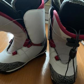 フラックス(FLUX)のcross five ブーツ(ブーツ)